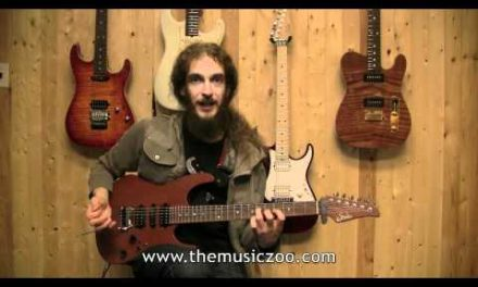 Guthrie Govan On The Suhr Riot Distortion Pedal