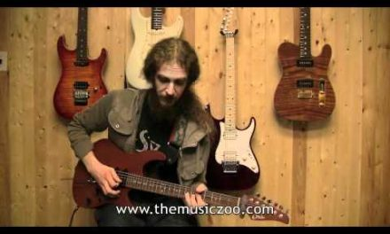 Guthrie Govan On The Suhr Koko Boost Pedal
