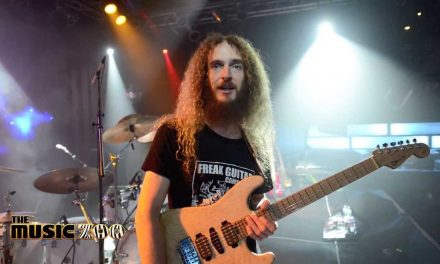 Guthrie Govan Shows Off His Charvel Signature Prototype Guitar