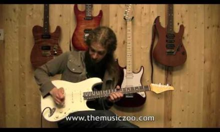 Guthrie Govan On The Suhr Classic Series Guitar