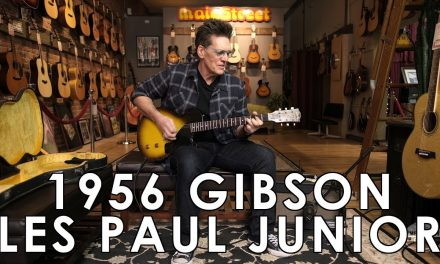 """""""Pick of the Day"""" – 1956 Gibson Les Paul Junior"""