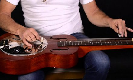 Gretsch 9210 Boxcar Squareneck Resonator Guitar | Elderly Instruments