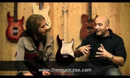Guthrie Govan Interview At The Music Zoo In 2011
