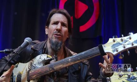 Ron 'Bumblefoot' Thal for Replay Guitar Exchange