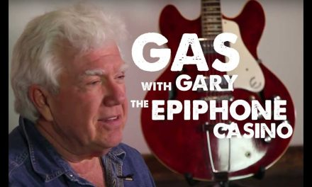 Gas With Gary: The Epiphone Casino