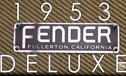 """Pick of the Day"" – 1953 Fender Deluxe"