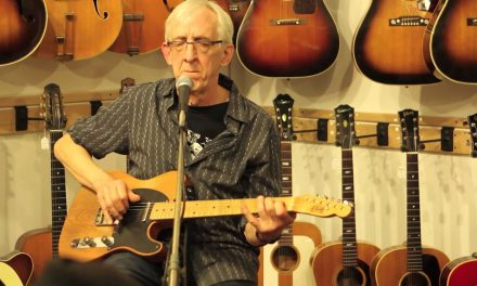 "Bill Kirchen ""Catch You On the Flip Flop"" Live at Retrofret Guitars"