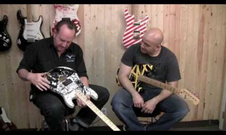 Interview With Mike Eldred Part Two: Charvel Grover Jackson Legacy Series