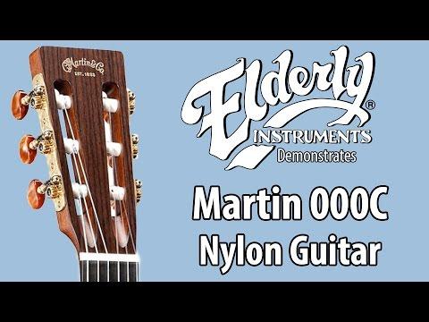 Martin 000C Nylon Guitar | Elderly Instruments