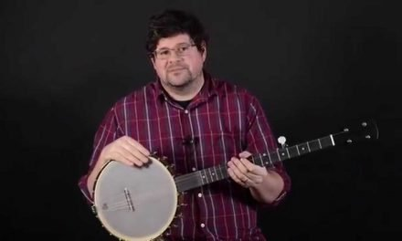 Bart Reiter Buckbee Open Back Banjo | Elderly Instruments