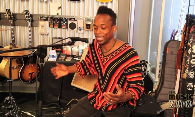 Interview: Captain Kirk Douglas Of The Roots & The Tonight Show With Jimmy Fallon