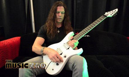 Chris Broderick Talks About His New Jackson Pro Series Soloists – NAMM 2013
