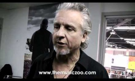 NAMM 2012: Neil Giraldo Interview