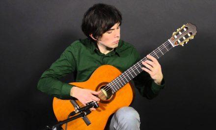 Elderly Instruments Demo: Cordoba C5