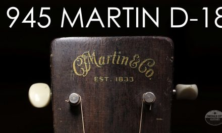 """""""Pick of the Day"""" – 1945 Martin D-18"""
