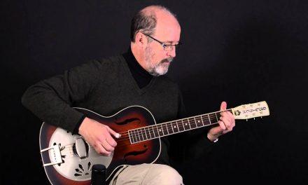 Gretsch Ampli-Sonic G9240 Resonator Guitar | Elderly Instruments