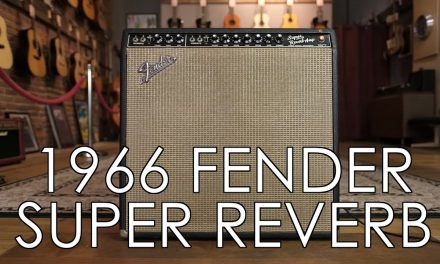 """Pick of the Day"" – 1966 Fender Super Reverb"
