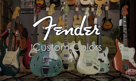 Fender Custom Colors