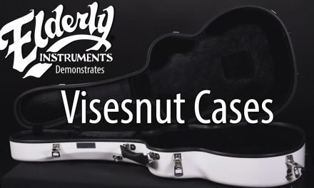 Visesnut Guitar Cases | Elderly Instruments