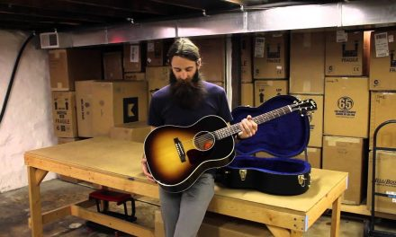 Gibson Limited Edition LG2 Red Spruce