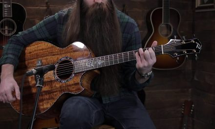 Ryan Cathedral Grand Fingerstyle – All Koa #954
