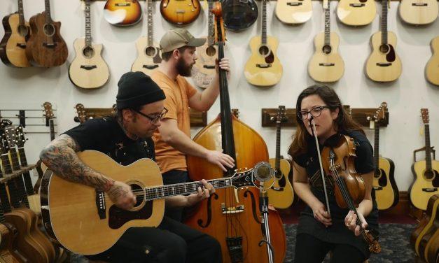 Urban Pioneers Live at Elderly Instruments