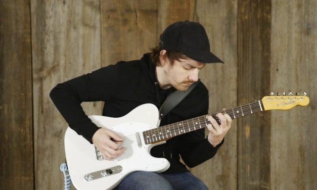 Fender Jimmy Page Mirror Telecaster   Elderly Instruments