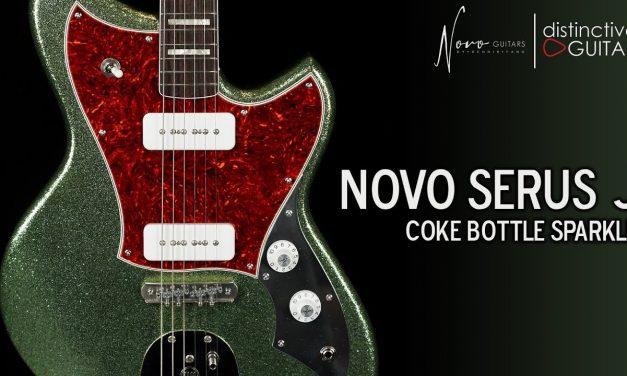 Novo Serus J   Coke Bottle Sparkle w/ Mastery Bridge & P90's