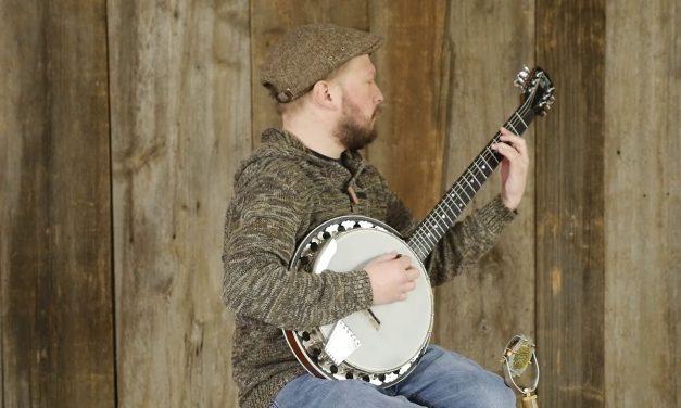 Deering Boston B-6 Six String Banjo (1997)   Elderly Instruments