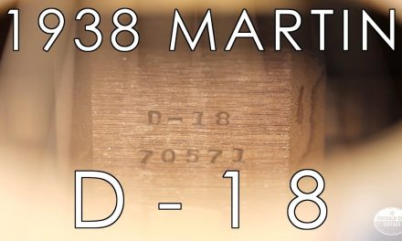 """Pick of the Day"" – 1938 Martin D18"