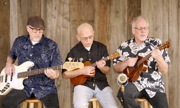 The Ukulele Kings Live at Elderly Instruments