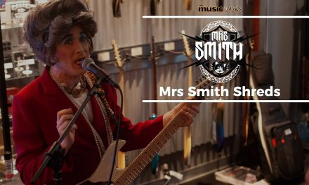 Mrs Smith Performs at The Music Zoo