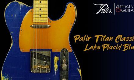 Palir Titan Classic | Lake Placid Blue