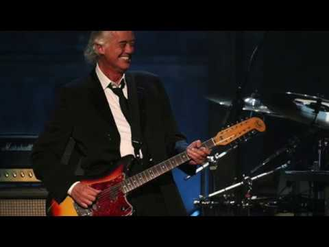 Jimmy Page – A History of His Guitars – Part One (early years up to Yardbirds) Led Zeppelin