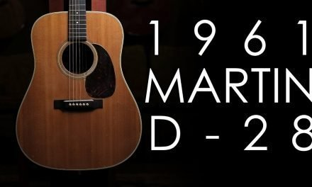 """""""Pick of the Day"""" – 1961 Martin D-28"""