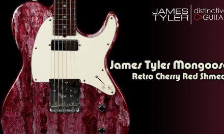 James Tyler Mongoose Retro | Cherry Red Shmear