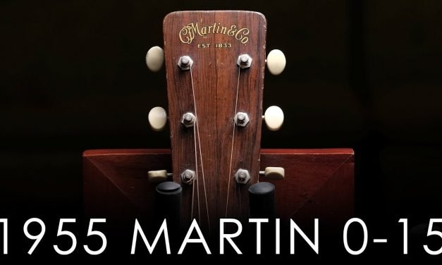 """""""Pick of the Day"""" – 1955 Martin 0-15"""