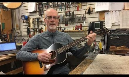 In The Shop: Guitar Geometry, Nut Width and String Spacing | Elderly Instruments