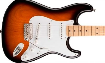 How a Fender Stratocaster Guitar is made – BRANDMADE.TV