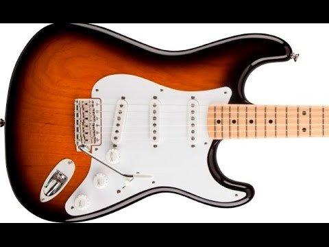 How a Fender Stratocaster Guitar is made – BRANDMADE.TV