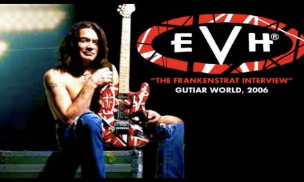 "Eddie Van Halen – ""The Frankenstrat"" Interview (Guitar World, Nov. 2006)"