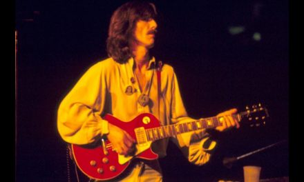 George Harrison – History of his Guitars The Beatles