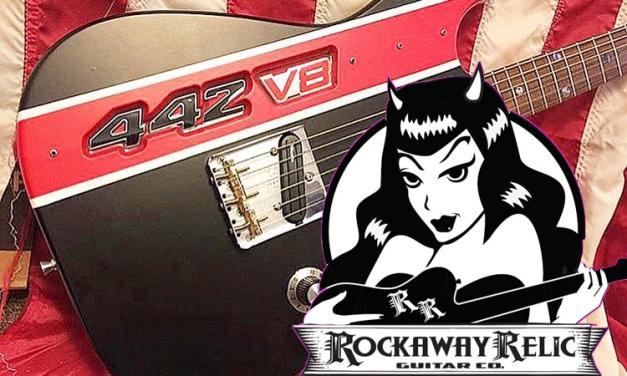 Rockaway Relic Guitars