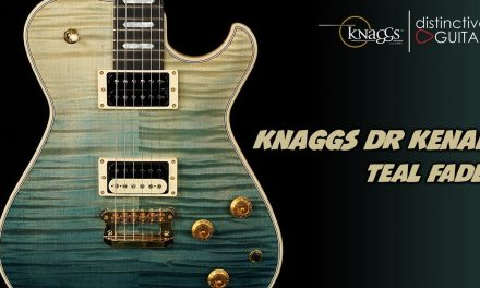 Knaggs Kenai Doug Rappoport Signature | Teal Fade