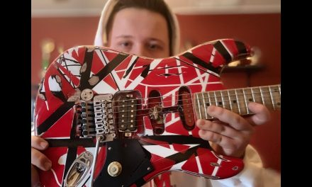 Building the Eddie Van Halen Frankenstrat Guitar for Under $500