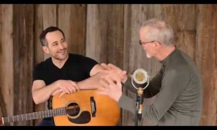 Joshua Davis and Joe Konkoly Check Out The Only Known Pre-War Left-Handed Martin D-28