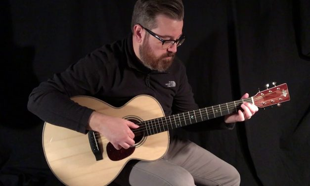 Froggy Bottom M Dlx Guatemalan Rosewood Guitar at Guitar Gallery