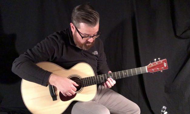Froggy Bottom Guatemalan Rosewood Guitar at Guitar Gallery