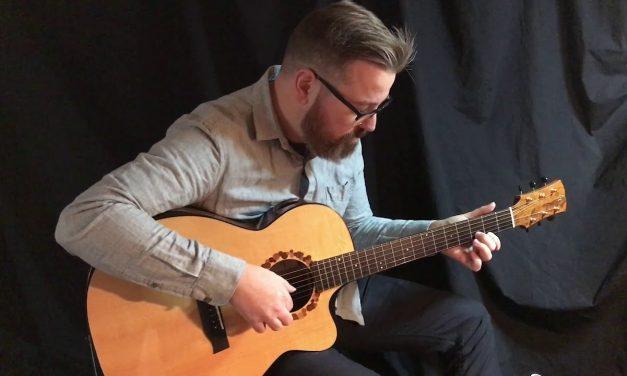 MacCubbin OSC Guitar at Guitar Gallery