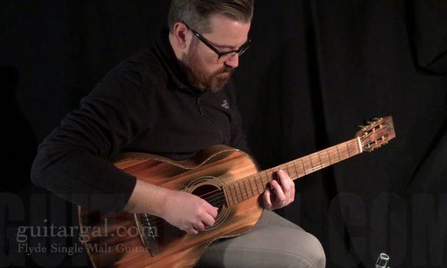 Fylde Single Malt Guitar at Guitar Gallery
